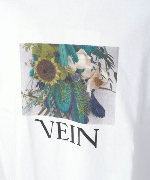 EVER AFTER:VEINフォトTEE◇