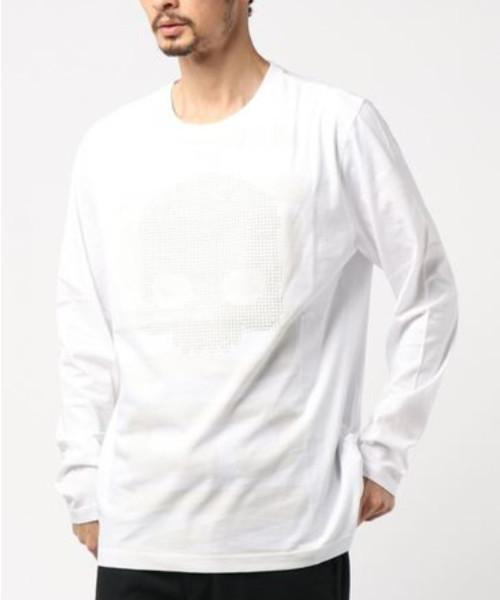 【期間限定送料無料】 ≪ HYDROGEN/ハイドロゲン≫ スタッズ SKULL ハイドロゲン LS/STUDS スカル TEE Tシャツ LS/STUDS HYDRGN SKULL TEE LS(Tシャツ/カットソー) HYDROGEN(ハイドロゲン)のファッション通販, エンターキングオンライン:00ebc2e0 --- pyme.pe