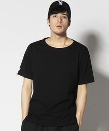 VIRGOwearworks(ヴァルゴウェアワークス)のPERFECTION HIDDEN V TEE(Tシャツ/カットソー)