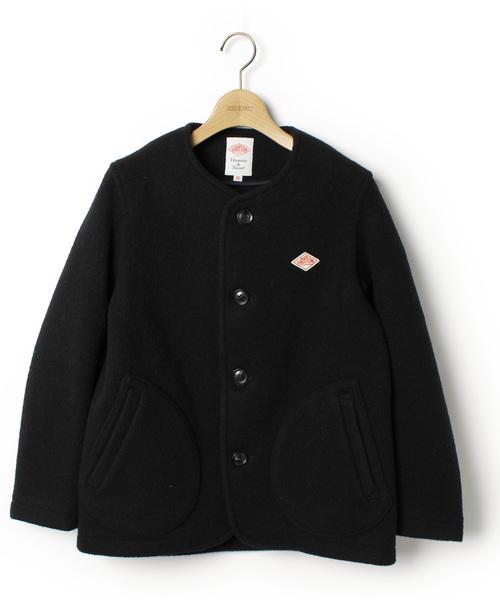 人気 【ブランド古着】ノーカラージャケット(ノーカラージャケット)|Danton(ダントン)のファッション通販 - USED, ニシビワジマチョウ:eb8b87cf --- ivanevtushenko.com.ua