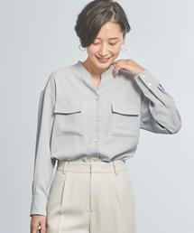 【WORK TRIP OUTFITS】★WTO BC ポケット付き シャツ