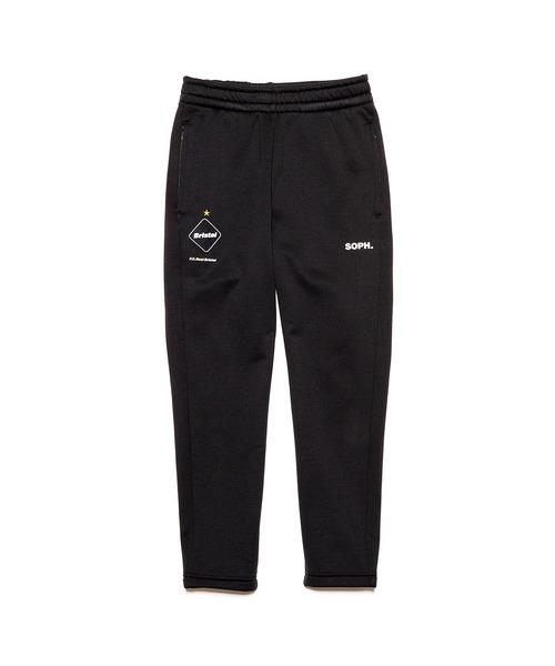 F.C.Real Bristol(エフシーレアルブリストル)の「POLARTEC FLEECE PANTS(その他パンツ)」|ブラック