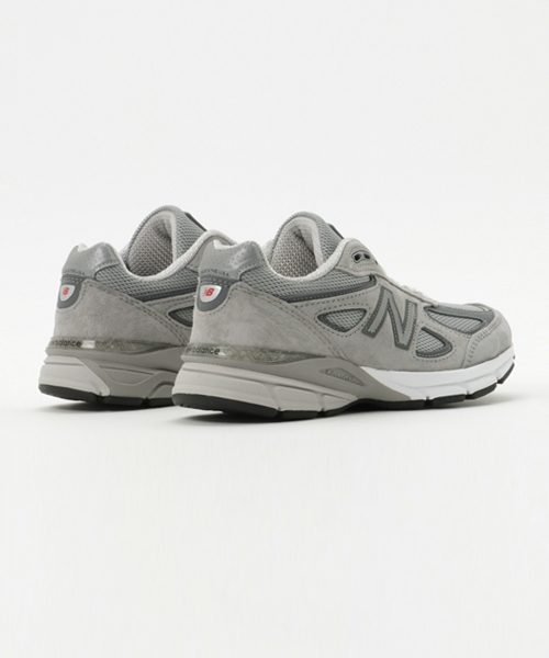 New Balance W990GL4 (GRAY) (17SP)