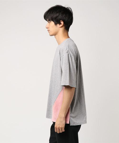 「INASTUDIOS SELECT」ベロアTシャツ