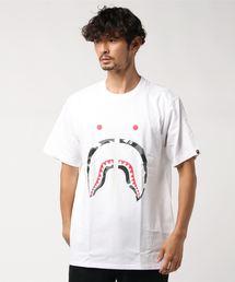 CITY CAMO SHARK TEE M(Tシャツ/カットソー)