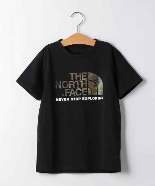 【ジュニア】THE NORTH FACE(ザノースフェイス)Camologo TEE