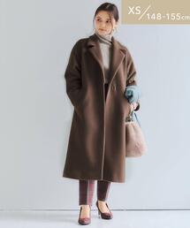 [ XS / H148-155cm ]  [ FAbRICA ] ★★ FFC ロング チェスター コート