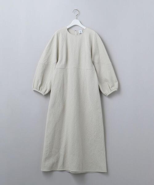 <6(ROKU)>DOBBY DRESS/ワンピース