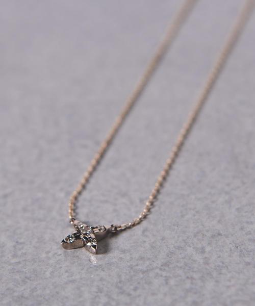 <BROWN DIAMOND(ブラウン ダイヤモンド)> PETIT 002 ネックレス■■■▲