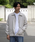 SUNNY  SPORTS(サニースポーツ)の「【Begin掲載】SUNNY SPORTS / サニースポーツ REVERSIBLE COACH JACKET(ブルゾン)」|グレー