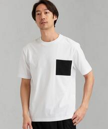 【 WEB限定 】SC ドライ コンビポケット クルー Tシャツ < 機能性 / 吸水速乾 > #