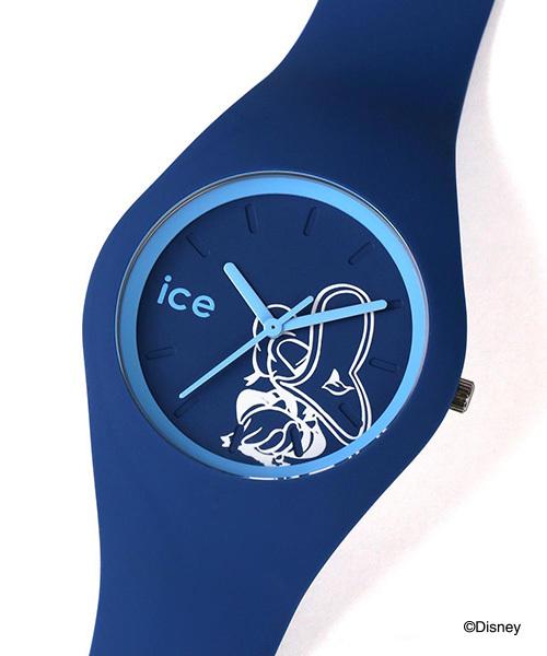 ICE WATCH(アイスウォッチ)の「「Ice-Watch/アイスウォッチ」 ディズニーコレクション singing(アナログ腕時計)」|ブルー