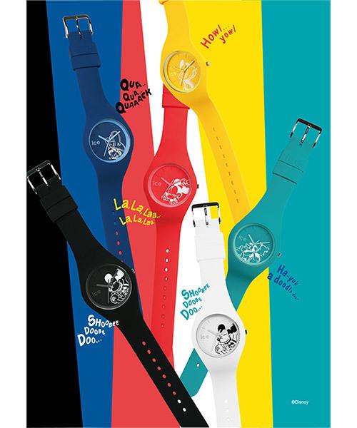 ICE WATCH(アイスウォッチ)の「「Ice-Watch/アイスウォッチ」 ディズニーコレクション singing(アナログ腕時計)」|詳細画像