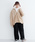 merlot(メルロー)の「メローエッジカットソー1417(Tシャツ/カットソー)」|詳細画像