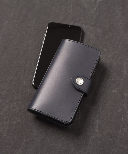 bc1293131a SABLE CLUTCH(セーブルクラッチ)のiPhoneX/XS FLIP CASE - ORIGINAL JP LEATHER