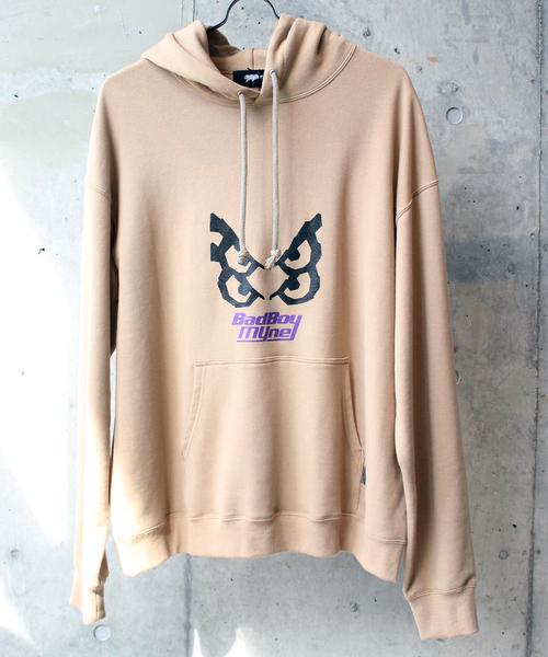 高速配送 MYne フーディ― hoodie マイン/ BadBoy×MYne バッドボーイ×マイン hoodie フーディ― パーカー/ G03HD004(パーカー)|BAD BOY(バッドボーイ)のファッション通販, 神川町:faf03e1d --- talkonomy.com