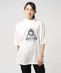 STAR CIRCLE WOMAN刺繍 ビッグTシャツ