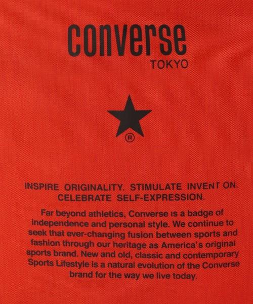 CONVERSE TOKYO(コンバーストウキョウ)の「ナイロンメッシュバックパック(バックパック/リュック)」|詳細画像
