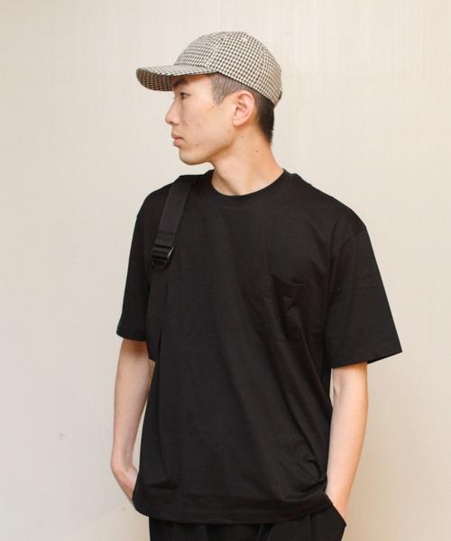 handvaerk / ハンドバーク ポケットTシャツ POCKET T#6503