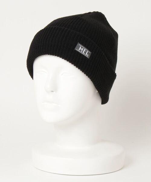 【 MEI / メイ 】 アクリルショートワッチ ニット帽