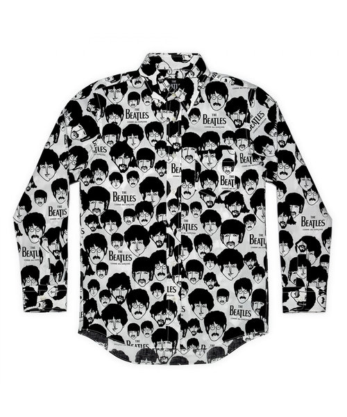 "Votre T-shirt /""The Beatles/"" Unisexe em023v1"