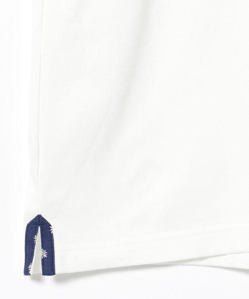 BEAMS GOLF ORANGE LABEL / エリ裏 マーガレット ポロシャツ