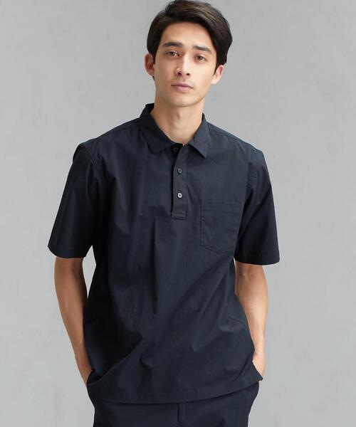 NM★★ ポロシャツ & スラックス 3点セット / パンツ <機能性生地 / ストレッチ>