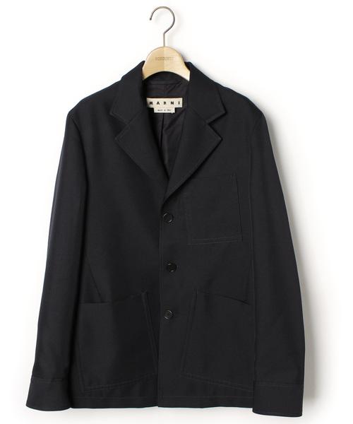 100%本物保証! 【ブランド古着】テーラードジャケット(テーラードジャケット)|MARNI(マルニ)のファッション通販 - USED, インテリアコンポ2:2df5987f --- planetacarro.net