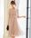 Fashion Letter(ファッションレター)の「レース切り替えロング 結婚式ワンピース パーティードレス(ドレス)」|詳細画像
