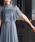 Fashion Letter(ファッションレター)の「レース切り替えロングドレス/成人式 同窓会や謝恩会に 結婚式ワンピース・パーティードレス(ドレス)」 詳細画像