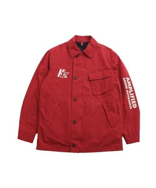 STAR-WOMANライナー付デッキジャケット