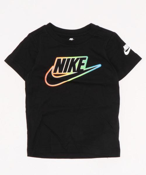 NIKE(ナイキ)の「NIKE/ナイキ/T-shirt/Tシャツ/FUTURA BLEND SS TEE/76G510(Tシャツ/カットソー)」|ブラック