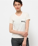 MHL. | PRINTED JERSEY(Tシャツ・カットソー)