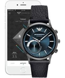 EMPORIO ARMANI(エンポリオアルマーニ)の【HYBRID SMARTWATCH】RENATO ART3004(腕時計)