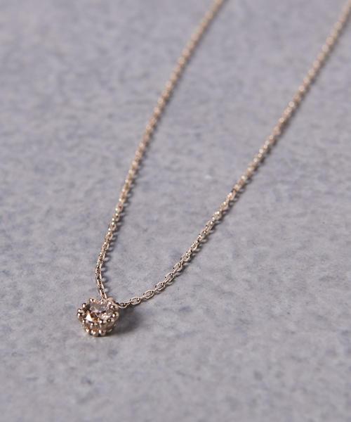 <BROWN DIAMOND(ブラウン ダイヤモンド)> PETIT 005 ネックレス■■■