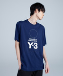 Y-3(ワイスリー)の「M STKD SS TEE(Tシャツ・カットソー)」