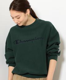 [別注チャンピオン]SC Champion×GLR Reverse Weave モックネック スウェット