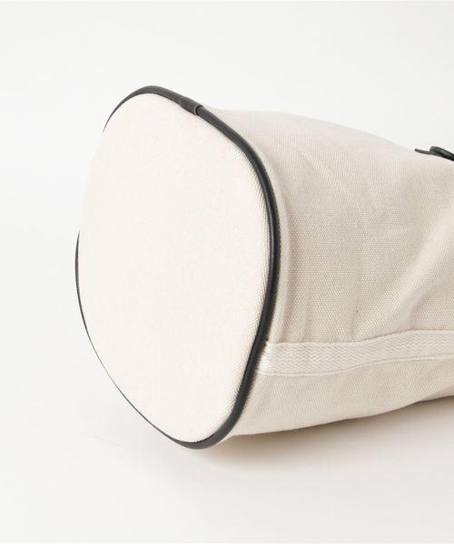 バケツ型巾着ショルダーバッグ
