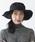milsa(ミルサ)の「【milsa】 WASHED ADVENTURE HAT/【ミルサ】ウォッシュド アドベンチャー フェス ハット(ハット)」|ネイビー