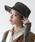 milsa(ミルサ)の「【milsa】 WASHED ADVENTURE HAT/【ミルサ】ウォッシュド アドベンチャー フェス ハット(ハット)」|カモフラージュ