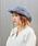milsa(ミルサ)の「【milsa】 WASHED ADVENTURE HAT/【ミルサ】ウォッシュド アドベンチャー フェス ハット(ハット)」|詳細画像