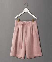 <6(ROKU)>HEAVY LINEN SHORT PANTS/ショートパンツ