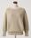 AZUL ENCANTO(アズールエンカント)の「【洗濯機で洗える】【日本製】ホールガーメントボートネックニットプルオーバー(ニット/セーター)」|詳細画像