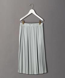 <6(ROKU)>PLEATED SKIRT/スカート