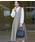 ROPE' PICNIC(ロペピクニック)の「【WEB限定】プレミアムフィールジャンパースカート(ジャンパースカート)」|ベージュ系その他