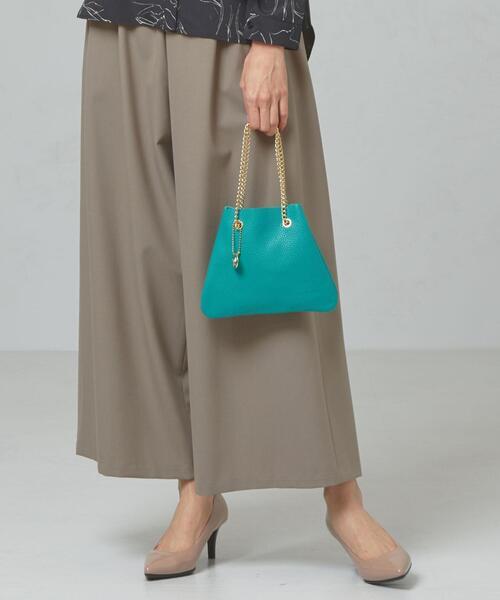 【予約】<LAURA DI MAGGIO> L ミニチェーンバッグ