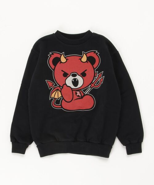 DEVIL BEAR スウェット