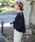 select MOCA(セレクトモカ)の「ミックスゲージニットスカート(バックスリット入りケーブルニットスカート)(スカート)」|詳細画像