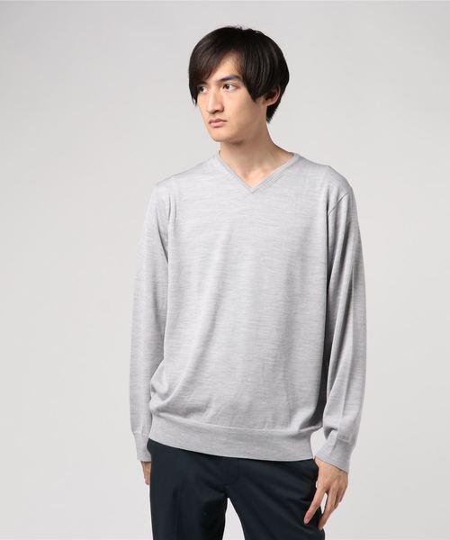 最新エルメス DESIGNWORKSメリノウールVネックニット(ニット/セーター)|DESIGNWORKS(デザインワークス)のファッション通販, くすりの福太郎:bbdddbe2 --- steuergraefe.de