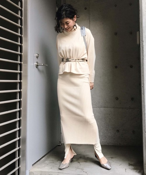 HANDY KNIT DRESS SET